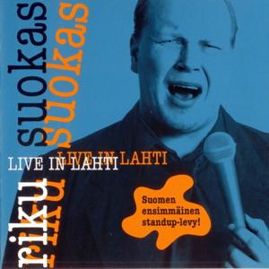 Live in Lahti CD